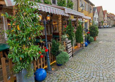Das Weinglöcklein in Eibelstadt